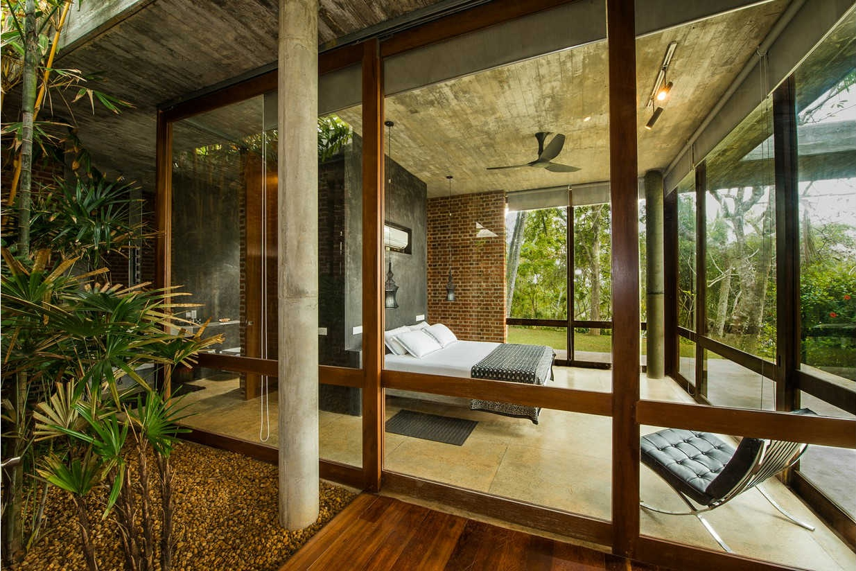 Coconut Tree House, Sri Lanka | Design Unit